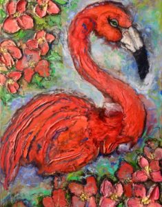 Flamingo SOLD $395